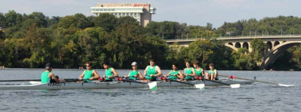 Head of the Potomac 2012