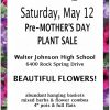 MOTHER'S DAY Flower Power, Saturday, May 12